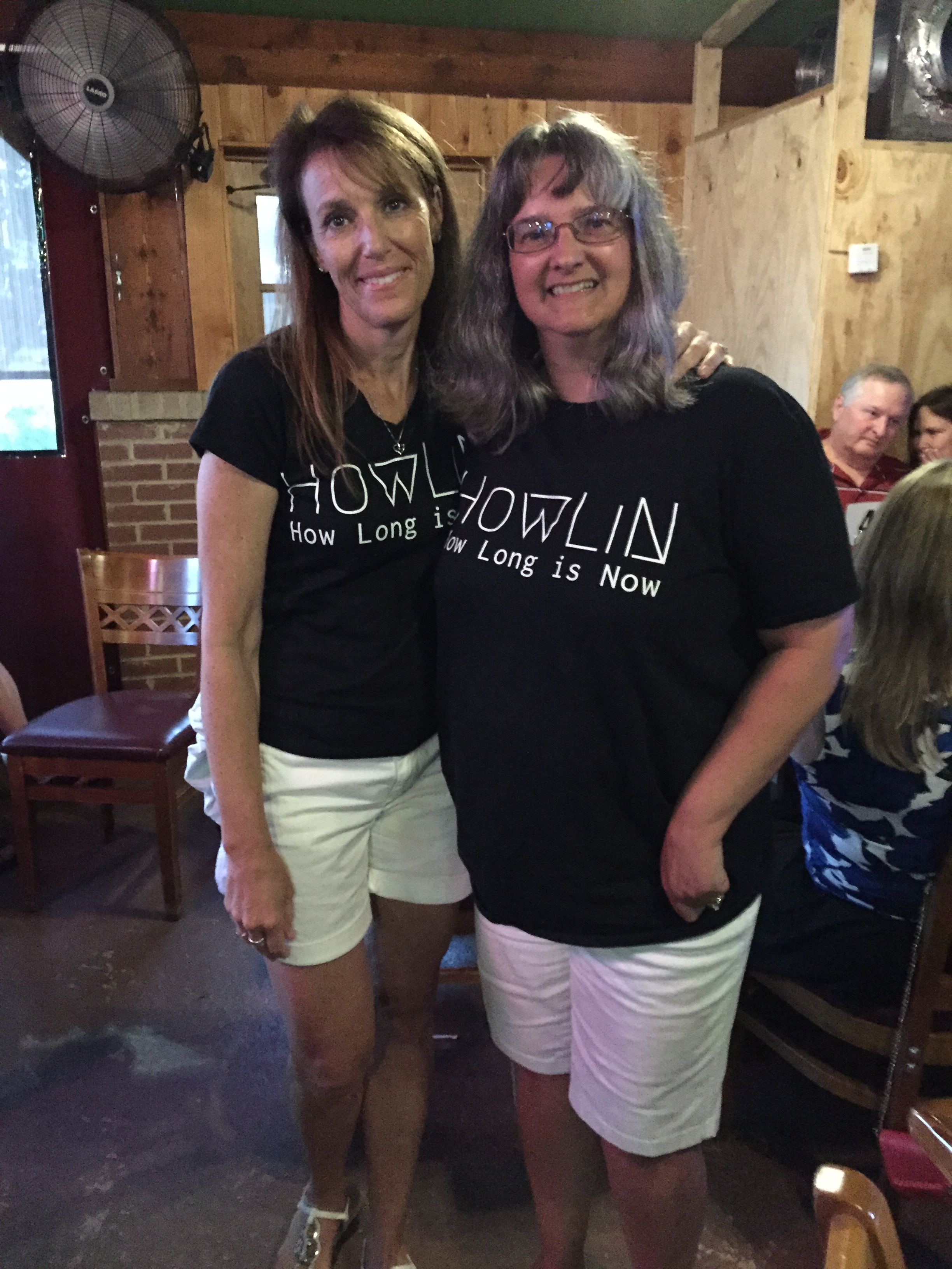 The wives of HowLiN